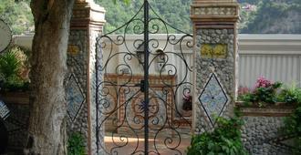 Villa Palumbo - Positano - Vista del exterior
