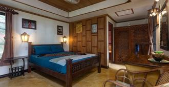 Bamboo Bungalows - Mueang Ranong - Bedroom