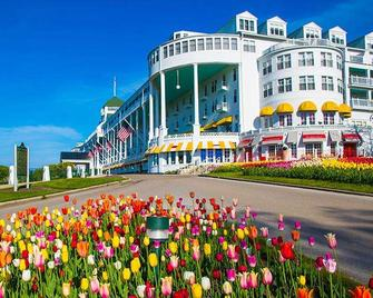 Grand Hotel - Mackinac Island - Gebouw