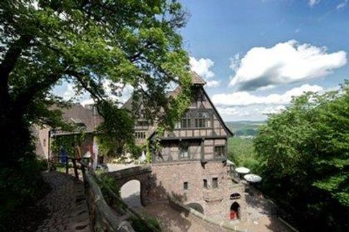 Romantik Hotel Auf Der Wartburg - Άιζεναχ - Κτίριο