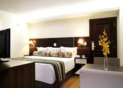 Everest Rio Hotel - Rio de Janeiro - Slaapkamer
