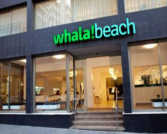 whala!beach - S'Arenal - Gebäude