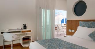 Trampolines Suite Hotel - Riccione - Makuuhuone