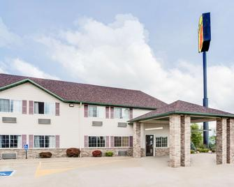 Super 8 by Wyndham Le Claire/Quad Cities - Le Claire - Edificio