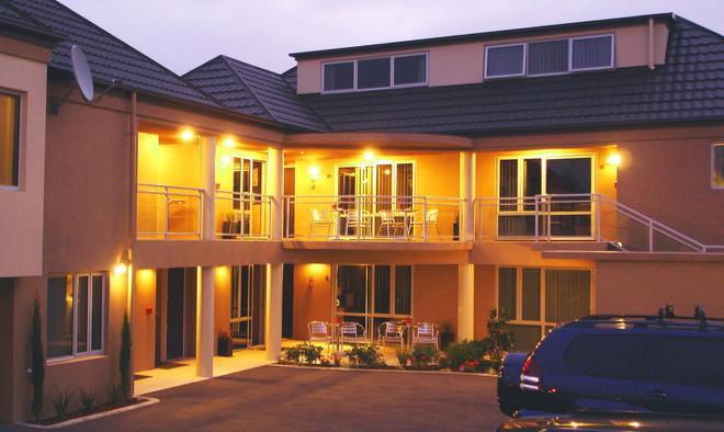 可倫坡中心點汽車旅館 - 基督城 - 基督城 - 建築