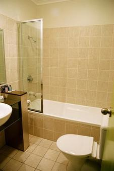 Rocklea International Motel - Brisbane - Phòng tắm