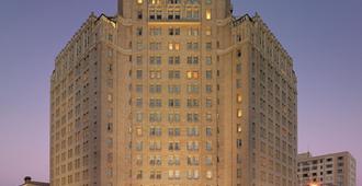 Intercontinental Hotels Mark Hopkins San Francisco - San Francisco - Edificio