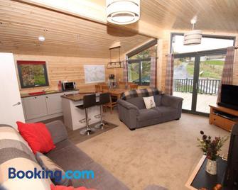 Balquhidder Braes Holiday Park - Lochearnhead - Sala de estar