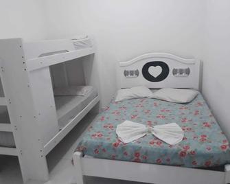 Pousada II Irmãos - Pindamonhangaba - Bedroom