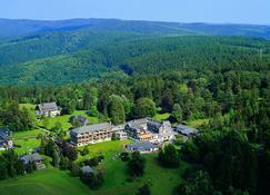 Hotel Jagdhaus Wiese - Шмалленберг - Вид снаружи
