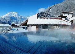 Sporthotel Manni - Mayrhofen - Zwembad