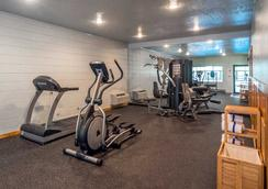 Cottonwood Suites Boise Riverside Downtown - Boise - Gym