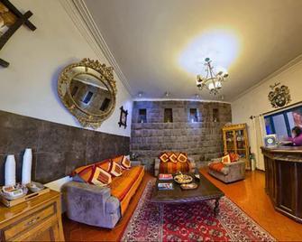 Loreto Boutique Hotel - Cuzco - Sala de estar