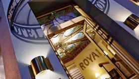 Hotel Royal - Gotemburgo - Edificio