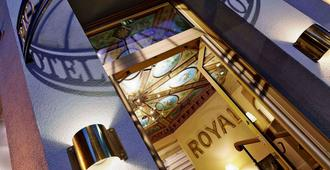 Hotel Royal - Gotemburgo - Edificio