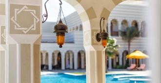 The Oberoi Beach Resort, Sahl Hasheesh - Hurghada - Toà nhà