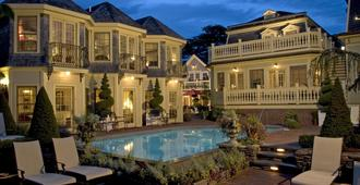 Brass Key Guesthouse Adults Only - Provincetown - Pool