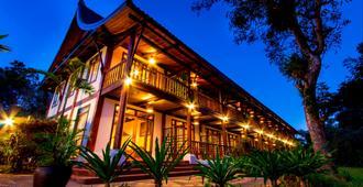 Chanthavinh Resort And Spa - Luang Prabang - Κτίριο