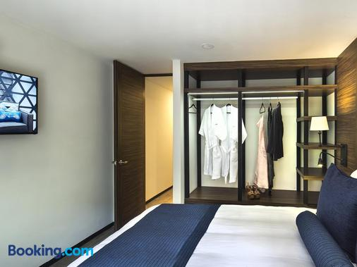 Flowsuites Wtc - Mexico City - Bedroom