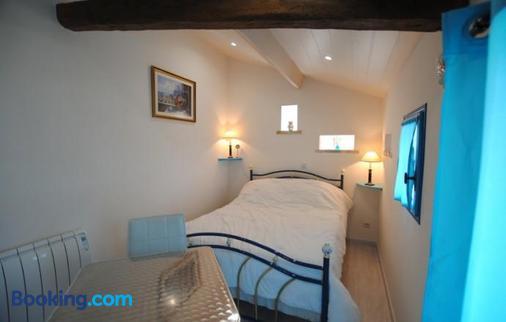 Le pigeonnier - Noirlieu - Bedroom