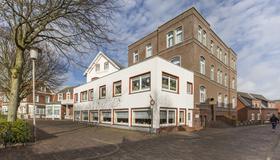 Hotel Graf Waldersee - Borkum - Gebäude