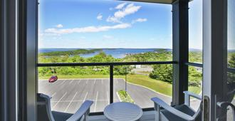 Hampton Inn Bar Harbor - Bar Harbor - Parveke