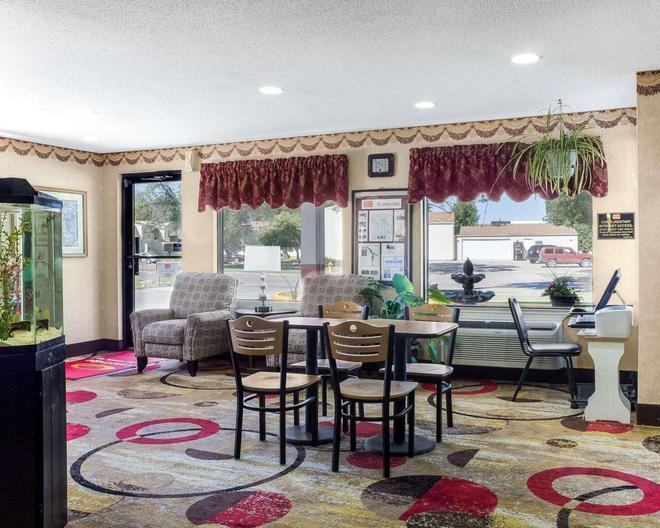 Econo Lodge - Grand Forks - Restaurant