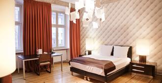 Hotel Adele - ברלין - חדר שינה