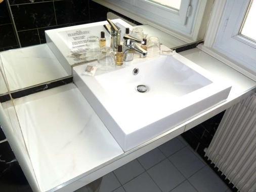 埃爾德酒店 - 里昂 - 里昂 - 浴室