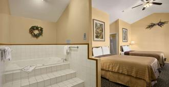 Travelodge by Wyndham Wenatchee - Wenatchee - Bedroom