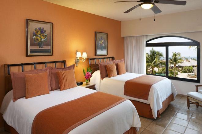 培亞大海灘度假村 & 大溫泉 - 聖盧卡斯角 - 卡波聖盧卡斯 - 臥室