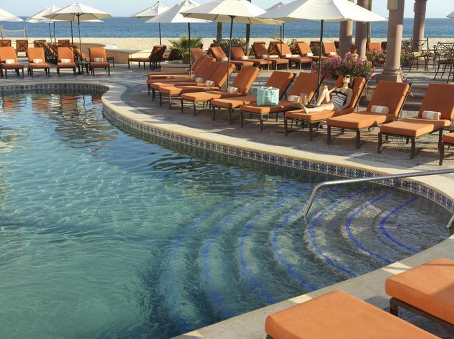 培亞大海灘度假村 & 大溫泉 - 聖盧卡斯角 - 卡波聖盧卡斯 - 游泳池