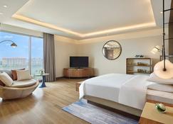 Grand Hyatt Kochi Bolgatty - Kochi - Bedroom