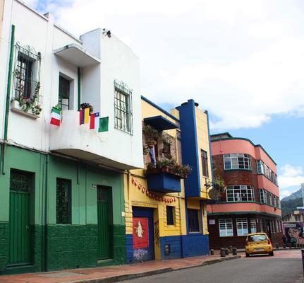 Local Hostel - Bogotá - Building