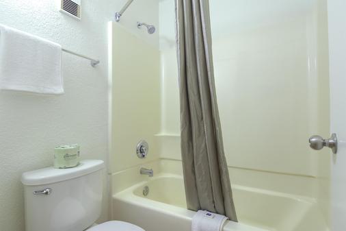 拉斯維加斯- I-15 6 號汽車旅館 - 拉斯維加斯 - 拉斯維加斯 - 浴室
