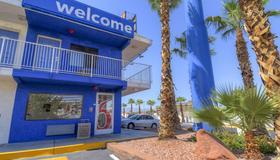 Motel 6 Las Vegas - I-15 - Лас-Вегас - Здание