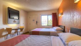 Motel 6 Las Vegas - I-15 - Las Vegas - Bedroom