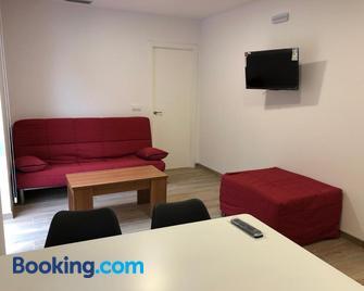 Apartamentos Compostela - Lobios - Wohnzimmer