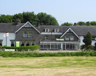 Newton House Hotel - Ashbourne - Building