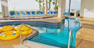 Carolinian Beach Resort - Myrtle Beach - Piscina