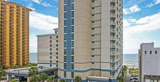 Carolinian Beach Resort - Myrtle Beach - Edificio