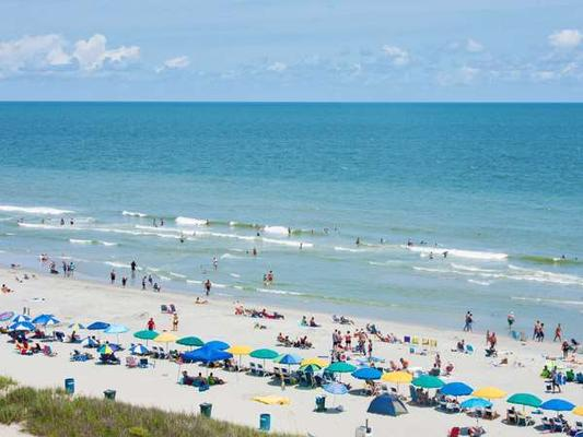 Carolinian Beach Resort - Myrtle Beach - Ranta
