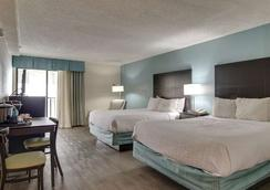 Carolinian Beach Resort - Myrtle Beach - Bedroom