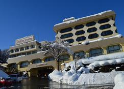湯澤Grand飯店 - 湯澤町 - 建築