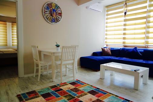 Ale Boutique Hotel - Antalya - Living room