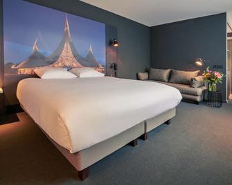 Mercure Hotel Tilburg Centrum - Tilburg - Schlafzimmer