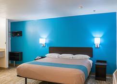 موتل 6 باي سانت لويس، ميسيسيبي - باي سانت لويس - غرفة نوم