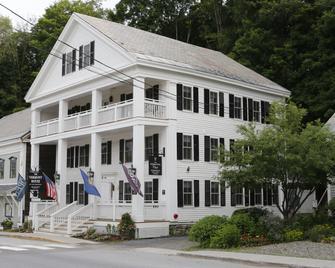 Vermont House - Wilmington - Building