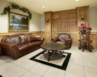 Holiday Inn Express & Suites Zapata, An IHG Hotel - Zapata - Obývací pokoj