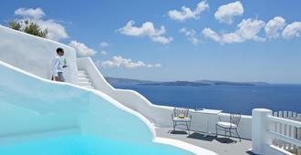 Katikies Kirini Santorini - The Leading Hotels Of The World - Thera - Pool